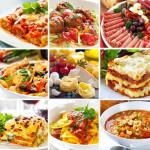 Bilder von Italienischen speisen